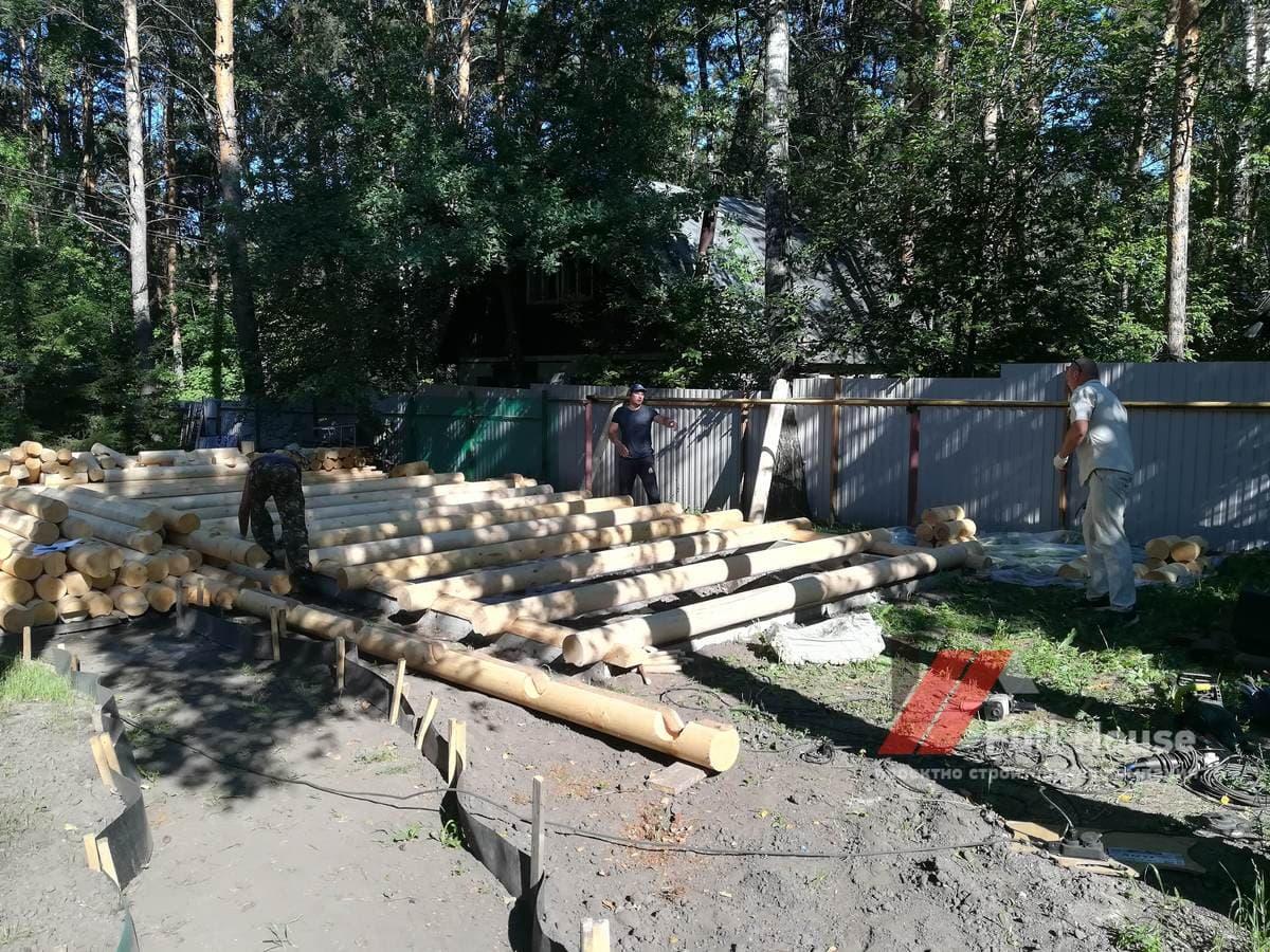 Строительство деревянных беседок в Новосибирске. Фото. Цены.