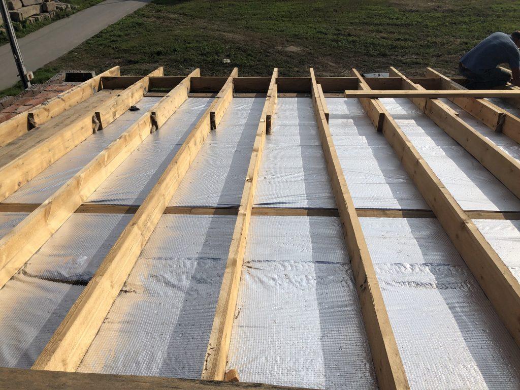 Строим крыши для частных домов под ключ. Новосибирск и Бердск. +7 (383) 299-90-77.
