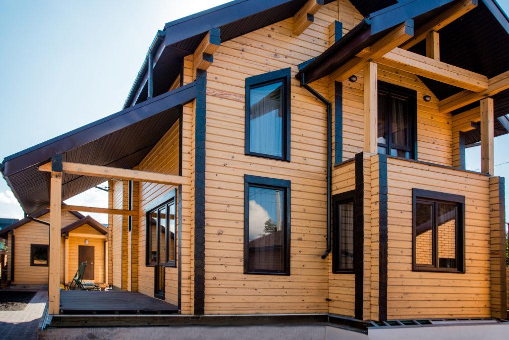 Проектирование деревянных домов. Работаем по все России +7 (383) 299-90-77.